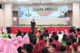 ACT Riau kolaborasi dengan SD As Shofa giatkan kepedulian sosial