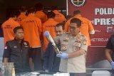 Puluhan orang berencana serang pusat ekonomi Jakarta