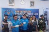 Sopir angkot asal Kendari dibekuk bawa narkoba ke Baubau