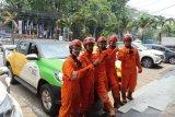 ACT Sumsel terjunkan  relawan pemadam karhutla