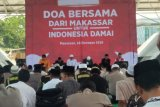 Makassar doa zikir bersama sambut pelantikan presiden dan wapres