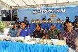 Bea Cukai - BNNP Kaltara gagalkan penyelundupan 2.042 gram sabu