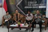Komnas HAM minta Presiden Jokowi prioritaskan penanganan Papua