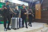 KPK sita sejumlah berkas asal kantor Wali Kota Medan