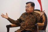 Wapres Jusuf Kalla layani wawancara 34 media jelang purnatugas