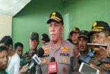 Kapolda Papua: Pasukan disiagakan di sejumlah wilayah rawan