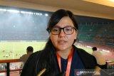 Sekjen PSSI Ratu Tisha akui sudah laporkan evaluasi kinerja McMenemy