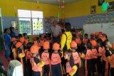 40 orang anak TK diajarkan tentang pelestarian Cagar Alam Cycloop