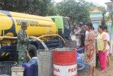 Kodim Cilacap kembali bantu air bersih di Desa Cilibang