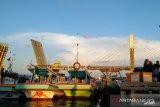 DKP Babel razia dokumen kapal nelayan di laut