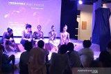 """Konjen AS dukung """"Prehistoric Body Theater"""" ajari pemuda Bali"""