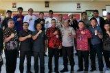 Polres Gianyar adakan tatap muka kebangsaan jelang pelantikan presiden