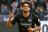 Dua gol Goncalo Paciencia antar Frankfurt lewati Leverkusen 3-0