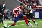 Liga Spanyol -- Atletico Madrid gagal menang lagi setelah ditahan Valencia 1-1