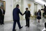 Wapres JK terima kunjungan kehormatan Wapres China Wang Qishan
