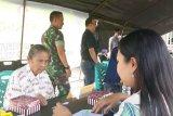 BI dan TNI AD gelar pengobatan gratis kepada masyarakat Palangka Raya