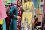 Songket dan tenun  Indonesia dipromosikan di Ukraina