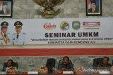 Pemkab  Ogan Komering Ulu dorong pelaku UMKM inovatif dan kreatif