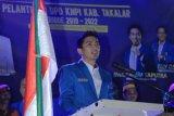 KNPI Sulsel imbau jaga perdamaian jelang pelantikan Presiden dan Wakil Presiden