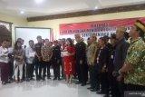 Para tokoh adat di Kaltara deklarasi menolak paham radikal