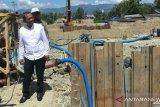 Wali Kota harap pembangunan jembatan Palu lima selesai tepat waktu