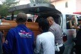 Jasad korban kecelakaan tol trans sumatera  dimakamkan di Lampung Utara