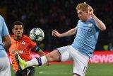 Dua pemain Manchester City yang cedera siap main lawan Palace