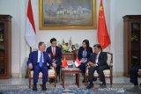 Wapres China Wang Qishan ajari Wapres JK soal perkembangan Islam