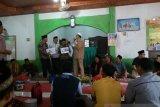 Bupati Hendrajoni Bantu kelanjutan Pembangunan Mesjid Nurul Islam Tanjung Gadang