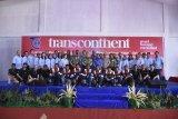 Pangdam  Resmikan kantor dan gudang Transcontinent