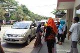 Dua bocah selamat  dalam kecelakaan di Jalan Tol Trans Sumatera