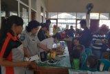 Posko kesehatan bagi pengungsi Wamena asal NTT