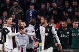 Juve jaga jarak dalam hasil dan klasemen Liga Italia