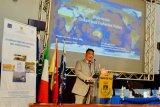 RI  paparkan kebijakan kelautan dalam konferensi di Italia