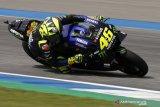 Rayakan GP ke-400, Rossi nikmati bpertarungan di Phillip Island