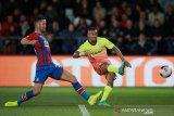 Manchester City kembali posisi kedua usai pecundangi Palace