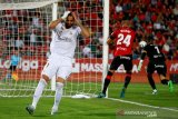Real Madrid gagal kembali ke puncak