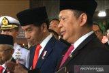Jokowi janji sampaikan nama Menteri besok pagi