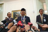 Wapres Ma'ruf  Amin temu bilateral tiga wapres negara sahabat