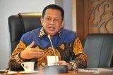 MPR ajak seluruh masyarakat ambut kepemimpinan Jokowi-Ma'ruf