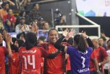 Voli putri Bank Jatim cetak hatrik juara Livoli Divisi Utama