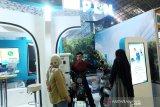 PT PLN tampilkan motor listrik di Pekan Raya Sulsel 2019