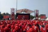 Panggung musik di Monas meriahkan pelantikan presiden