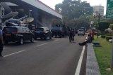 Pengamanan Kompleks Parlemen diperketat jelang pelantikan presiden