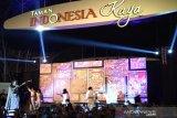 Rayakan ulang tahun pertama, Taman Indonesia Kaya komitmen angkat seniman lokal