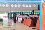 56 siswa sekolah Alkitab malam Biak Numfor mulai bantu pelayanan gereja