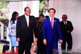 Jokowi ungkap Indonesia ingin  bangun infrastruktur di Eswatini