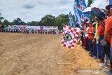 Kejurnas Grasstrack Region IV event perdana Sirkuit Umpu Kakah Sejati