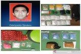 Polisi buru pemilik 1,4 kilogram sabu
