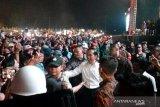 God Bless ucap selamat atas pelantikan Jokowi